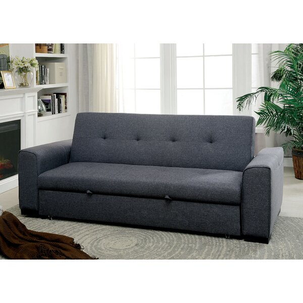 Giannone Randy Convertible Sofa by Brayden Studio