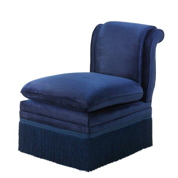 Boucheron Slipper Chair by Eichholtz