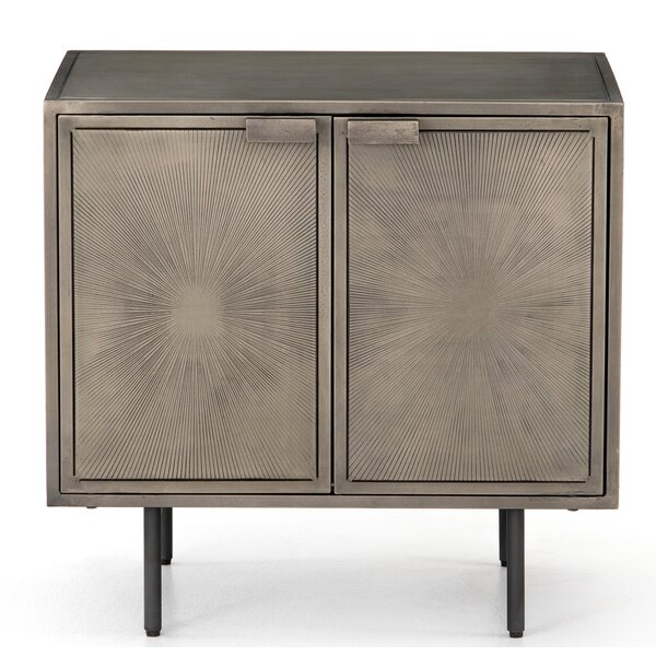 Sheilds Nightstand by Union Rustic