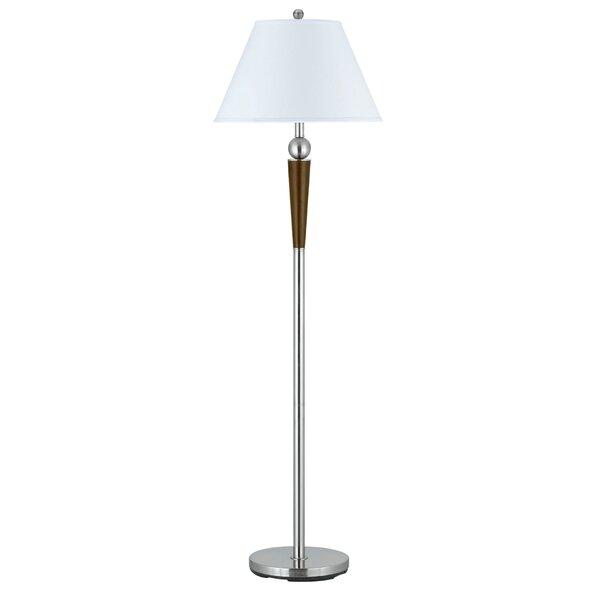 Wellesley 60 Floor Lamp by Latitude Run