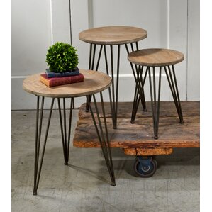 3 Piece End Table by Tripar