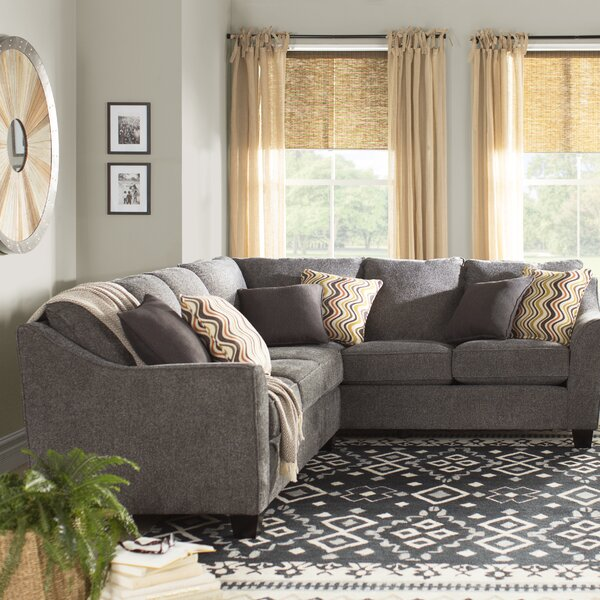 Anselme Sectional by Laurel Foundry Modern Farmhou