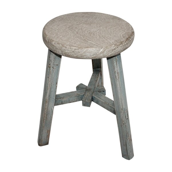 Hargreaves Solid Wood 3 Leg End Table By Ophelia & Co.