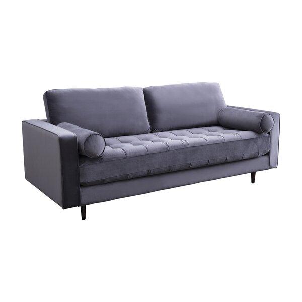 Leela Tufted Velvet Sofa by Mercer41
