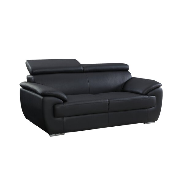 Daye Luxury Living Room Loveseat by Orren Ellis
