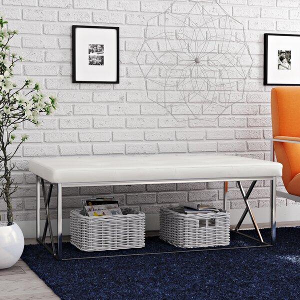 Solorio Upholstered Bench by Brayden Studio