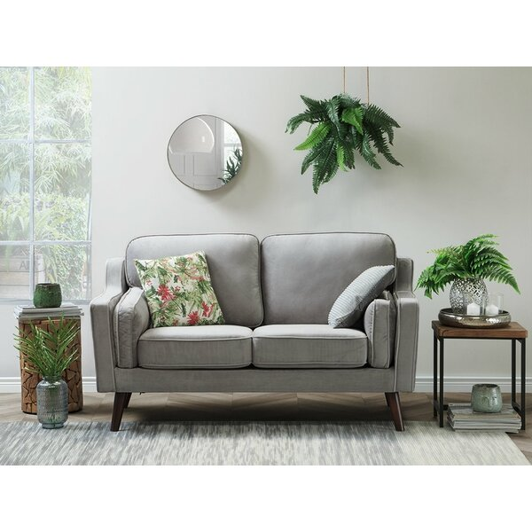 Brinton Loveseat by Modern Rustic Interiors