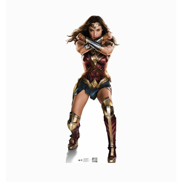 Wonder Woman Justice League Standup by Advanced Graphics