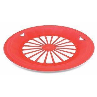 Fishponds Plastic Reusable Decorative Plate Holder (Set of 16)  sc 1 st  Wayfair & Wicker Paper Plate Holders | Wayfair