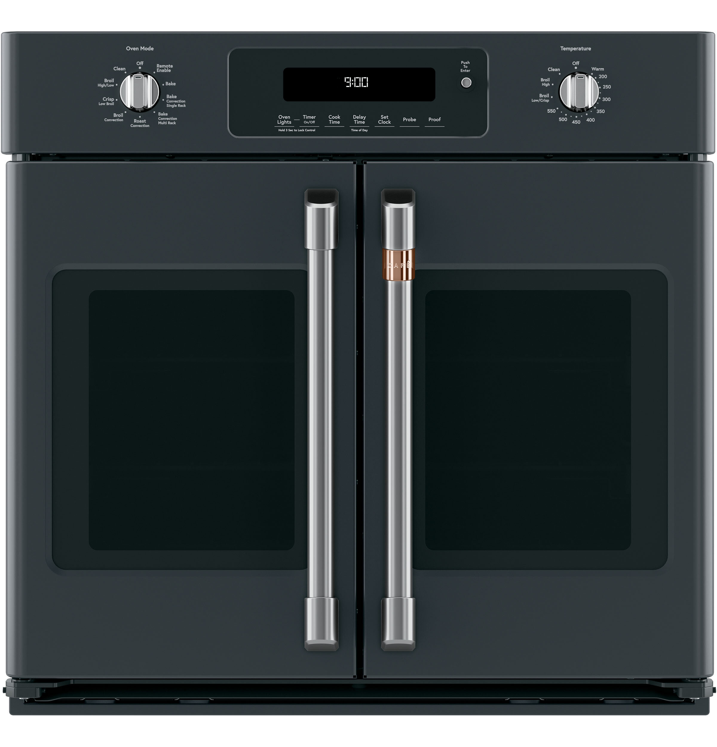 30 Convection Electric Single Wall Oven With Built In Microwave