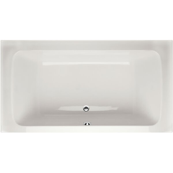 Designer Rachael 72 x 36Soaking Bathtub by Hydro Systems