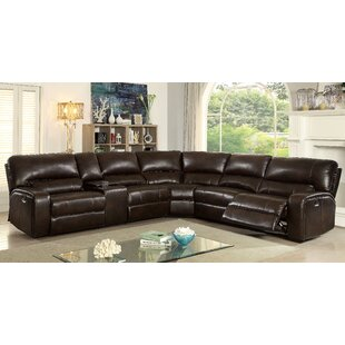 Mendenhall Reclining Sectional By Red Barrel Studio