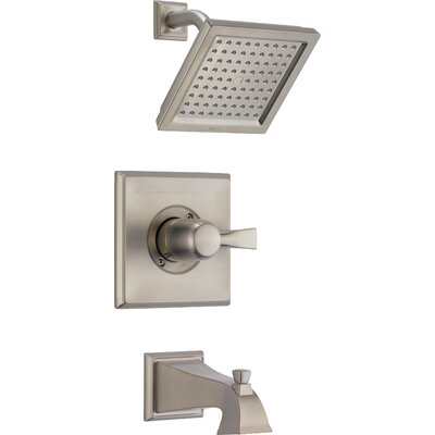 Shower Faucet Tub Trim Spotshield Stainless 1266 Product Photo