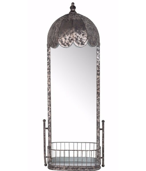 Daan Tomb Shaped Accent Mirror by Darby Home Co