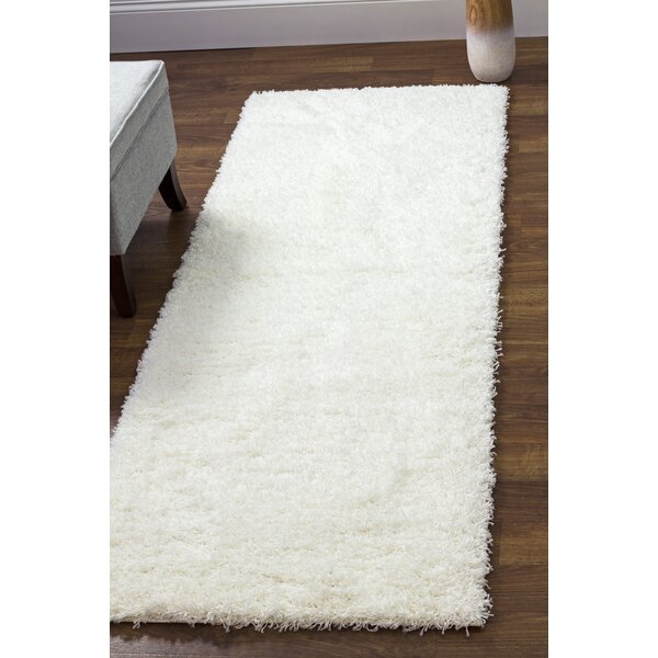 White Area Rug by Super Area Rugs