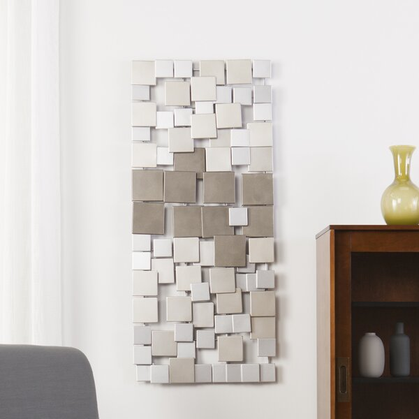 Contemporary Geometric Wall Décor by Zipcode Desi
