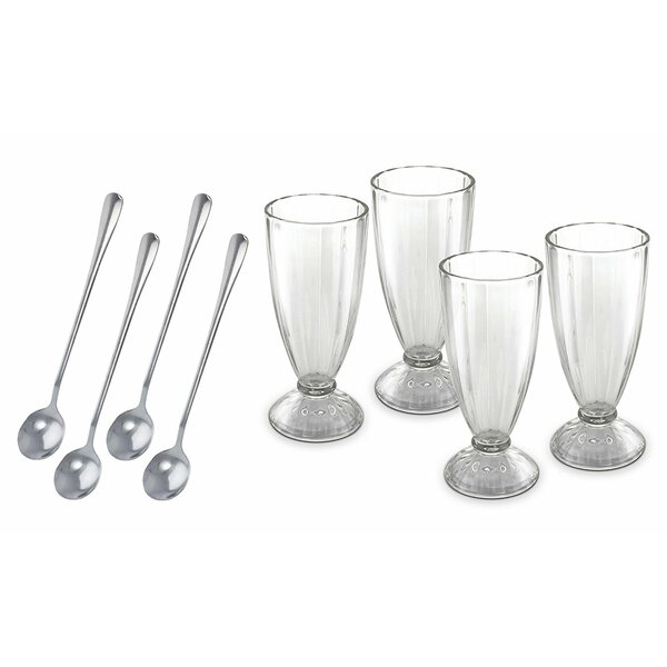 Giacomo Old Fashioned 8 Piece Beverage Serving Set by Mint Pantry