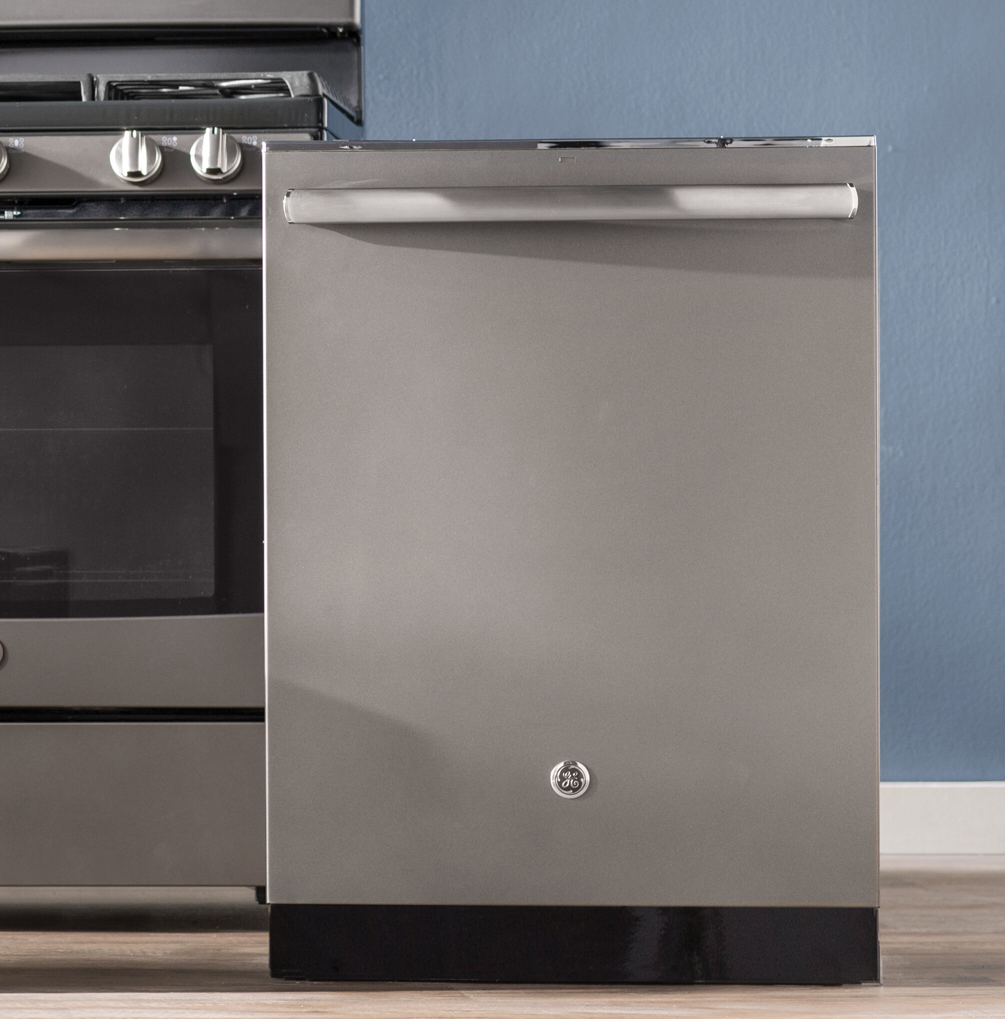 Built-in dishwasher: comfort and practicality