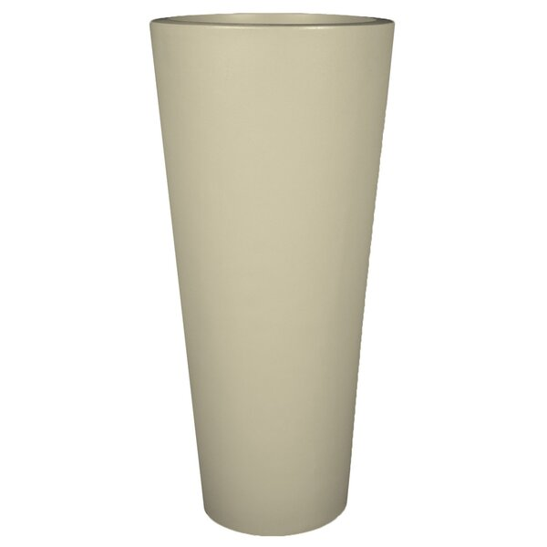 Cosmo Plastic Pot Planter by Tusco Products