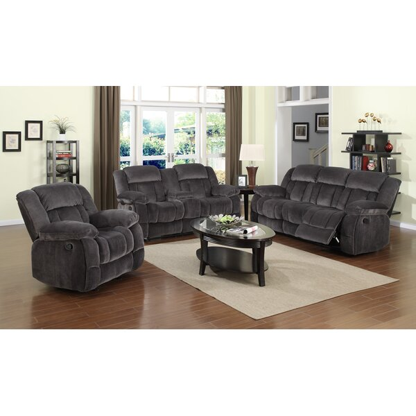 Madison Reclining Configurable Living Room Set by Sunset Trading