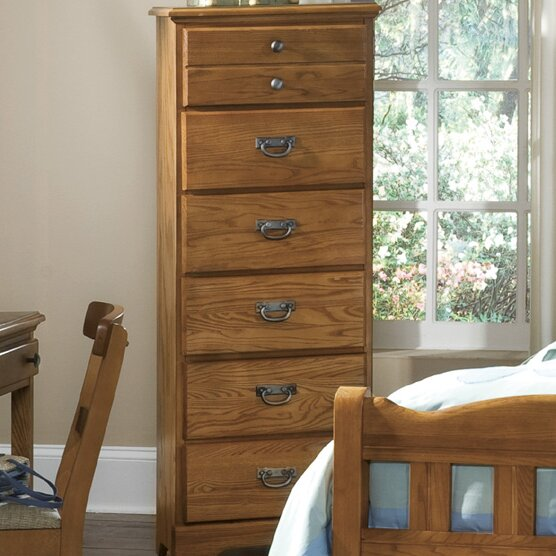Creek Side 6 Drawer Lingerie Chest by Carolina Furniture Works, Inc.