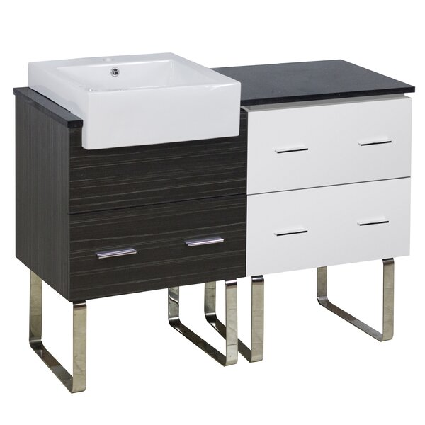 Barry 49 Single Bathroom Vanity Set by Orren Ellis