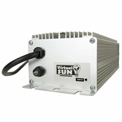 400 Watt Digital Grow Light Ballast by Virtual Sun