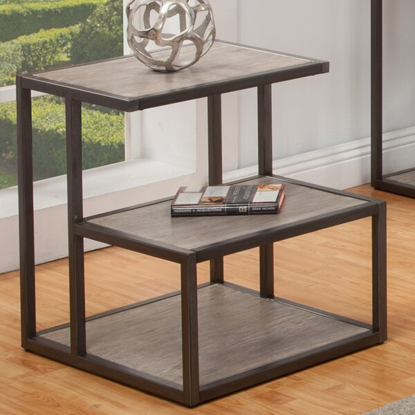 Colburn End Table by Brayden Studio Brayden Studio
