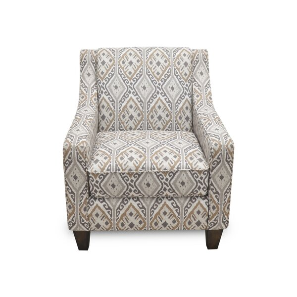 Fairport Wingback Armchair by Darby Home Co