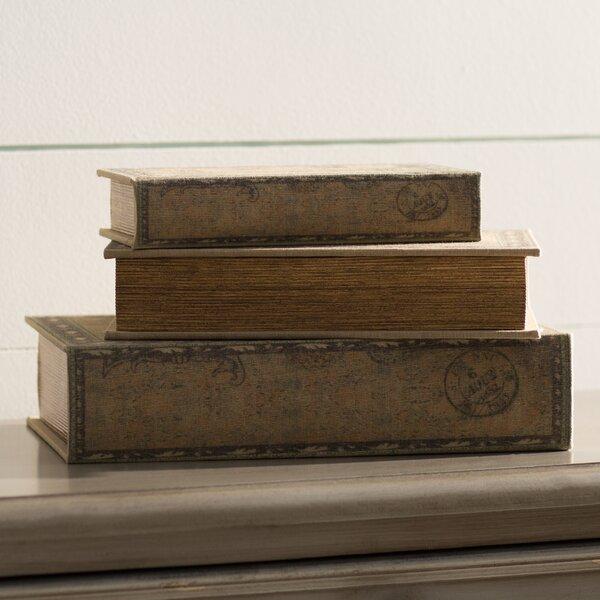 3 Piece Book Box Set by Lark Manor
