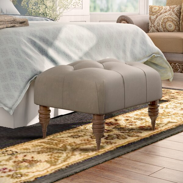 Monroeville Cocktail Ottoman by Alcott Hill