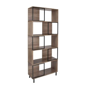 Elivra Standard Bookcase by Union Rustic Purchase