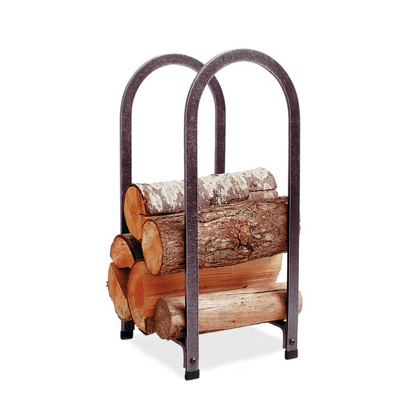 USA Handcrafted Arch Log Rack by Enclume