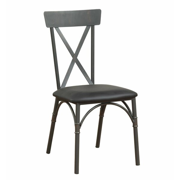 Iacovelli Upholstered Dining Chair (Set Of 2) By Gracie Oaks
