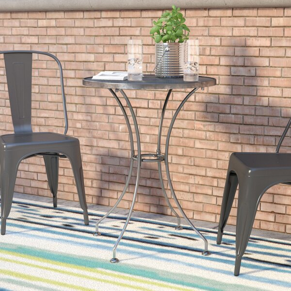 Chevy Small Bistro Table by Zipcode Design