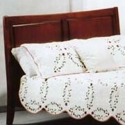 Spices Bedroom Panel Headboard by Night & Day Furniture