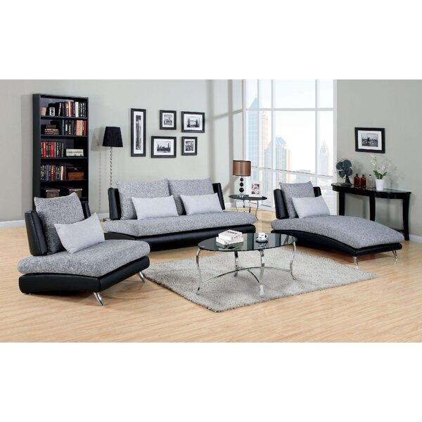 Dsouza Configurable Living Room Set by Orren Ellis