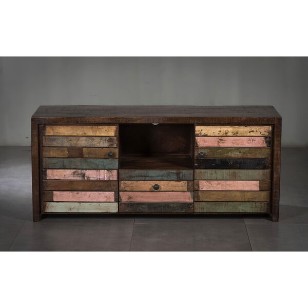 Hatteras Solid Wood TV Stand for TVs up to 60
