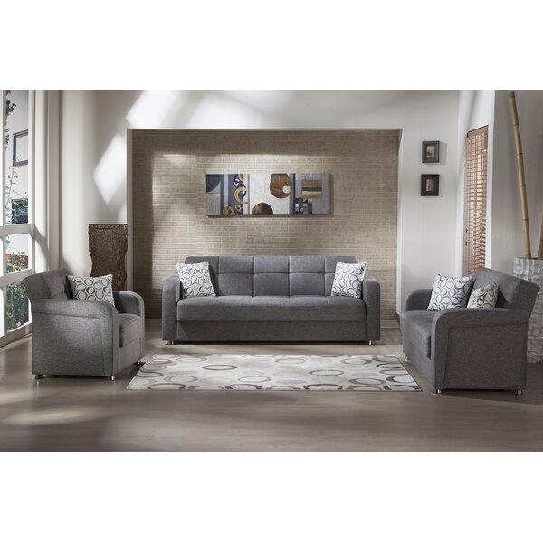 Vision Sleeper Configurable Living Room Set by Orren Ellis