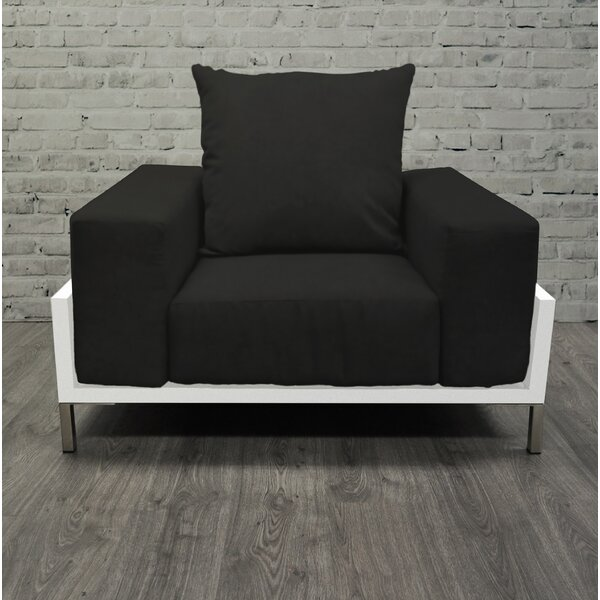 Tilly 3 Piece Deep Seated Sofa Seating Group with Cushions by Orren Ellis