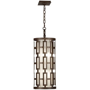 Buy luxury River Oaks 4-Light Outdoor Pendant By Fine Art Lamps