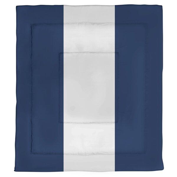 Milwaukee Baseball Single Reversible Comforter