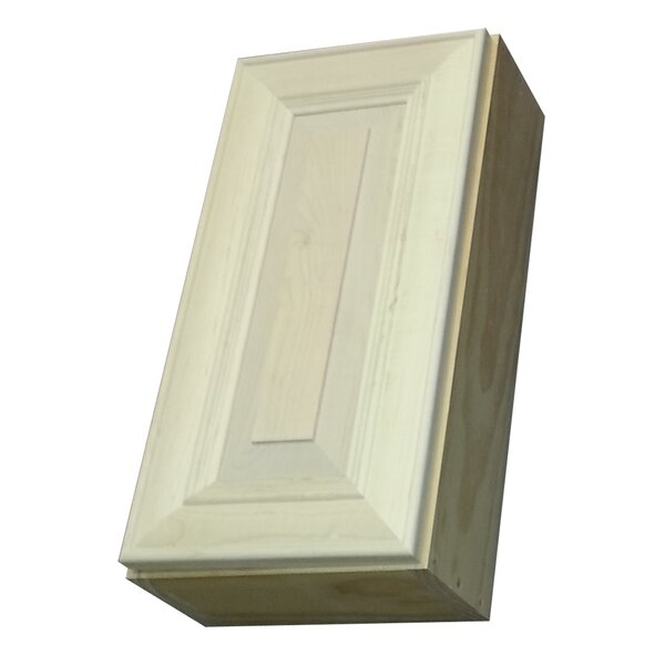 Andrew Series 11 W x 29 H Wall Mounted Cabinet by WG Wood Products