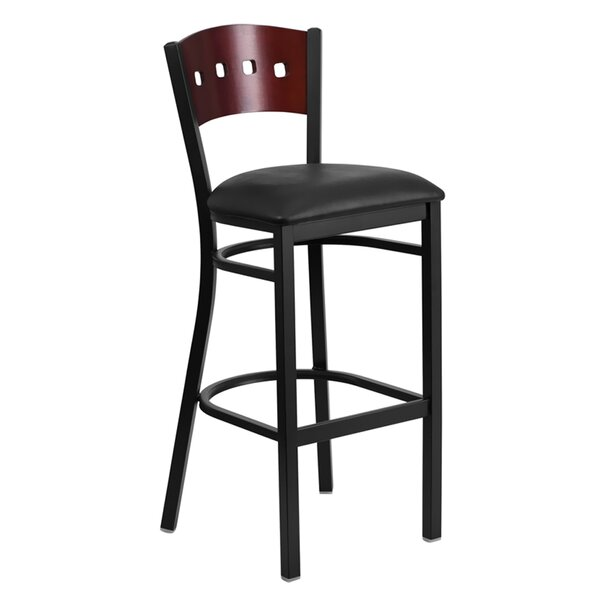 Maurice 32'' Barstool by Winston Porter