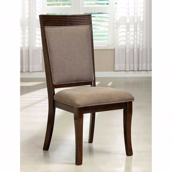Amd Contemporary Upholstered Dining Chair (Set of 2) by Darby Home Co Darby Home Co