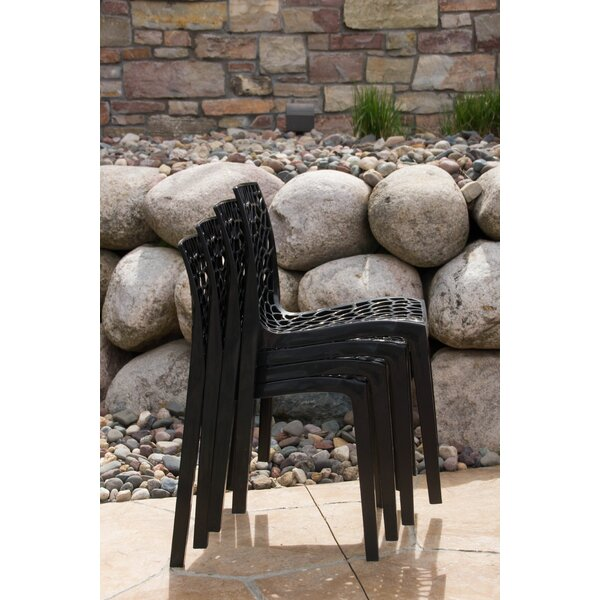 Rockwell Karissa Patio Chair (Set of 2) by Wrought Studio