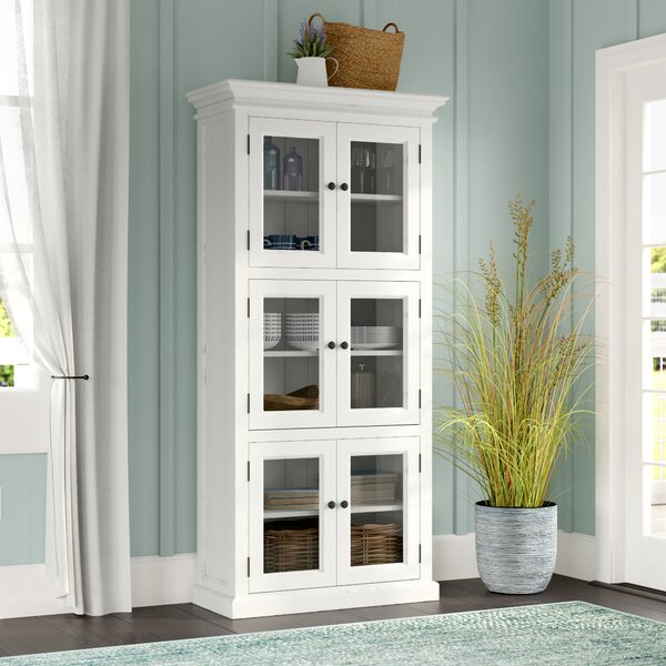 Amityville 75 Kitchen Pantry by Beachcrest Home