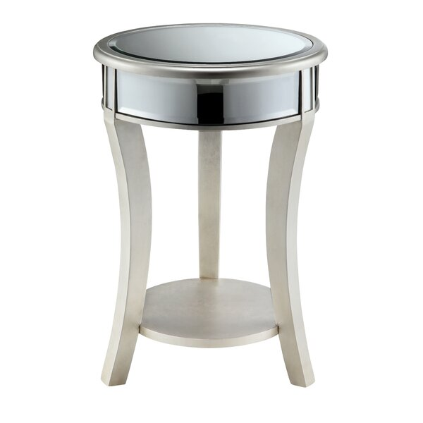 Mayra End Table by Rosdorf Park