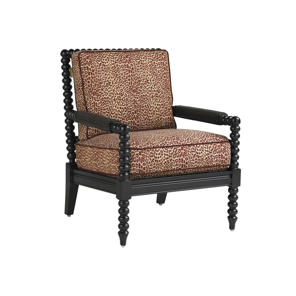 Kingstown Sedona Patio Chair with Cushion by Tommy Bahama Outdoor