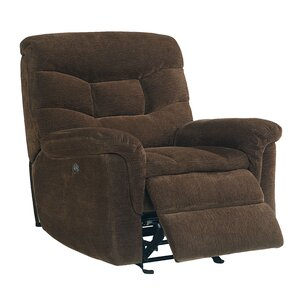 Apple Crest Manual Glider Recliner by Red Barrel Studio